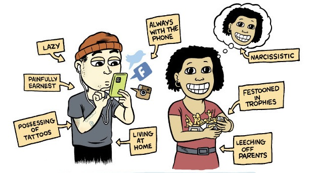 On Matt Bors and Millennials