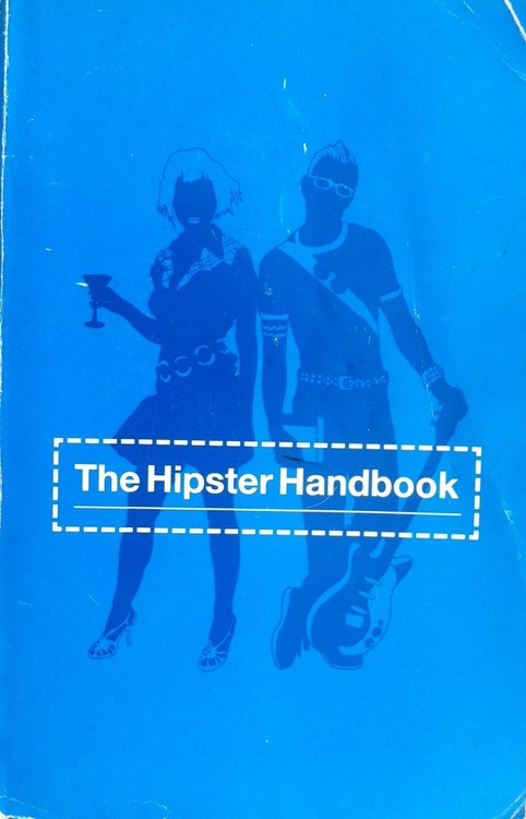 "Let's Talk About ""Hipster"""