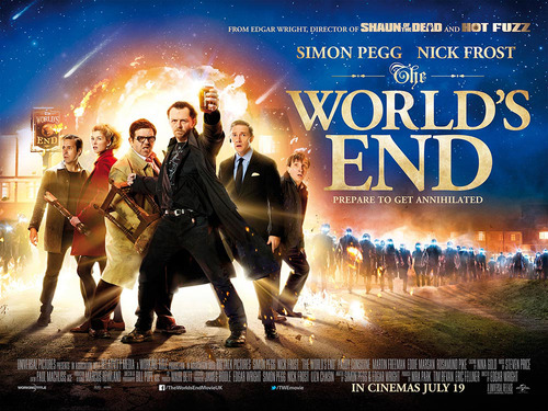 Is This the End? Burning Out with The World's End