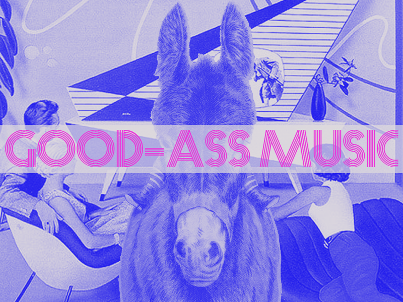 Good-Ass Music: March 2014- BLXPLTN, Trevor the Trashman, Bike for Three and more