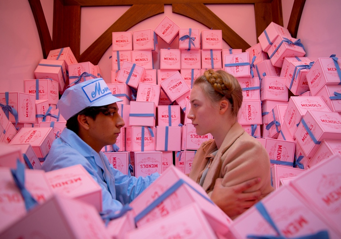 The Life Pursuit: Fate and the Creative Process in God Help the Girl and Grand Budapest Hotel