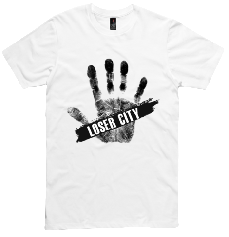 loser city T-shirt