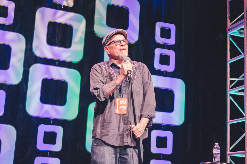 Moontower Day 2: A Wild Puddles the Clown Appears and Bobcat Goldthwait Gets Personal