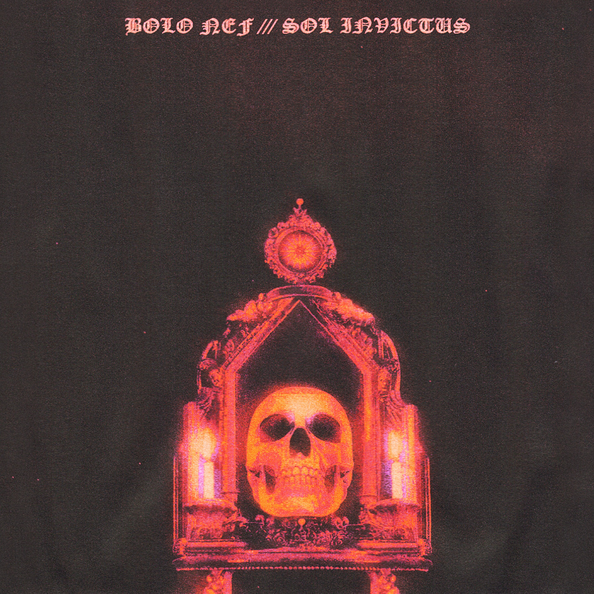 Sorry, I'm a God: Bolo Nef's Sol Invictus is Truly Scary Horror Rap