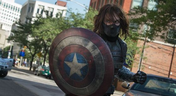 The NSA Took My Baby Away: Fighting for Personal Freedom in Captain America: The Winter Soldier