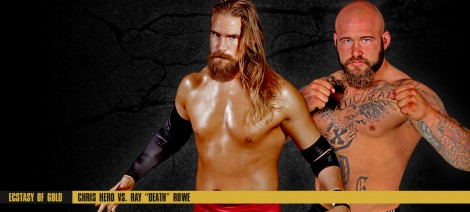 Chris Hero Inspire Pro Wrestling Ray Death Rowe