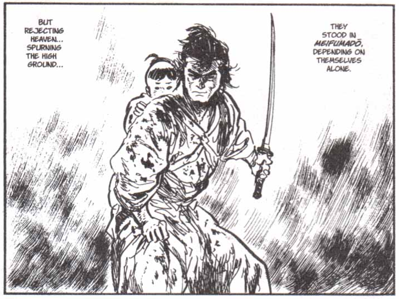 Adventures in the Floating World: Lone Wolf and Cub