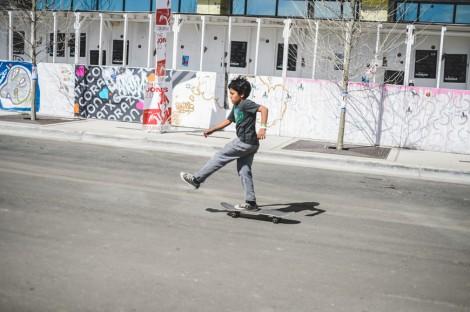 Nathan Mitchell Skateboard Austin SXSW