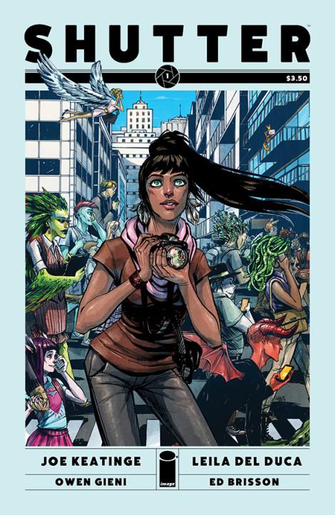 Shutter Image Comics Joe Keatinge Leila Del Luca