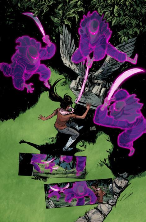 Shutter Leila Del Luca Joe Keatinge Image Comics