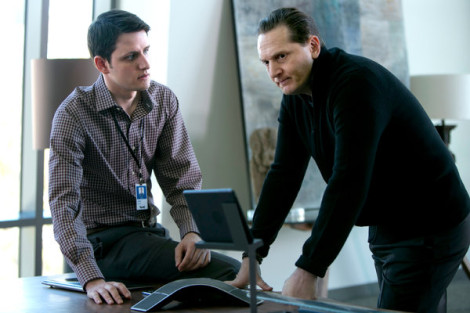 Silicon Valley HBO Zach Woods Matt Ross