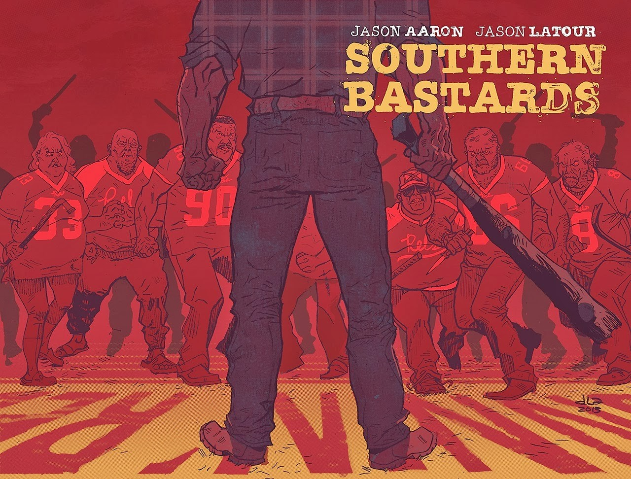 Out from the Past: Southern Bastards Masterfully Explores the Complexity of the South
