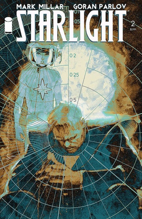 Bill Sienkiewicz Starlight Mark Millar Image Comics