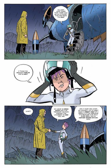 Starlight Mark Millar Goran Parlov Image Comics