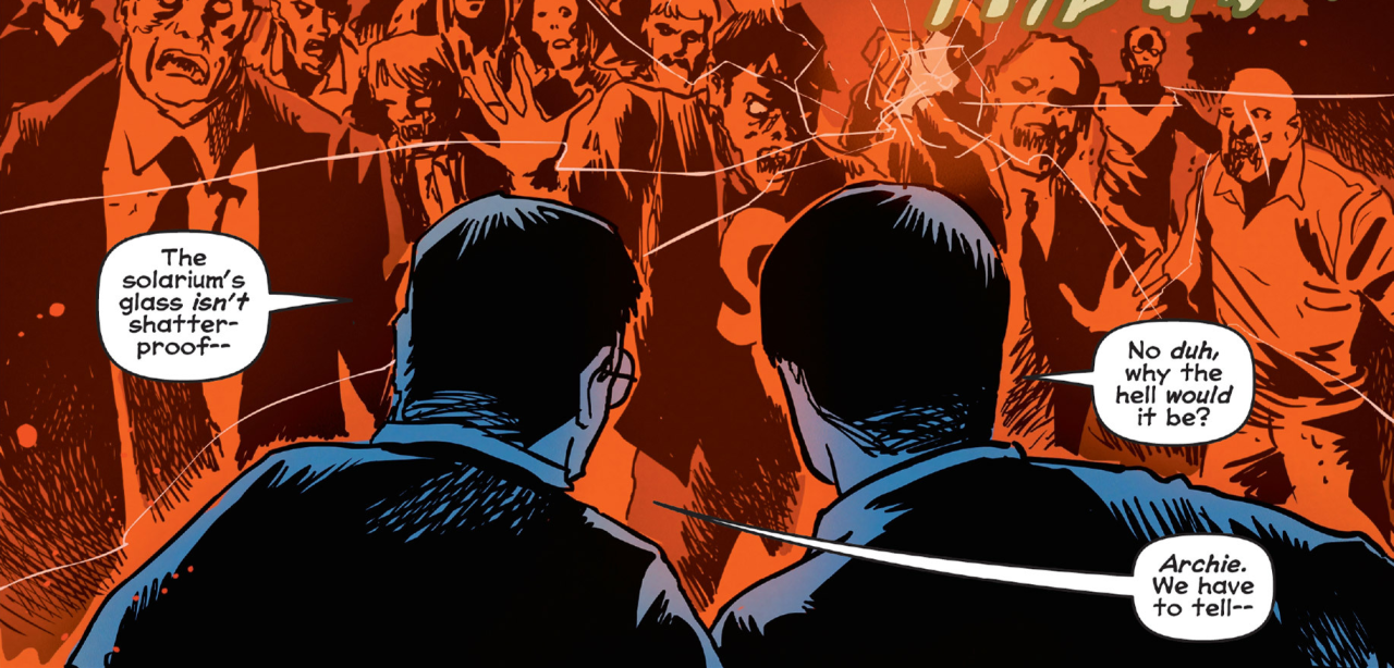 Reviews in the Panel Panopticon: Afterlife with Archie, Deadly Hands of Kung Fu and More