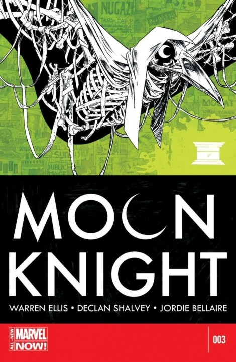 Moon Knight 3 Declan Shalvey Marvel