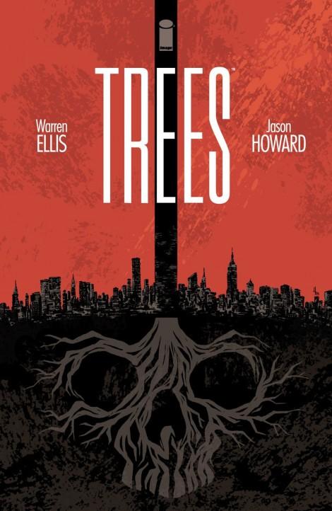 Trees Warren Ellis Jason Howard Image Comics