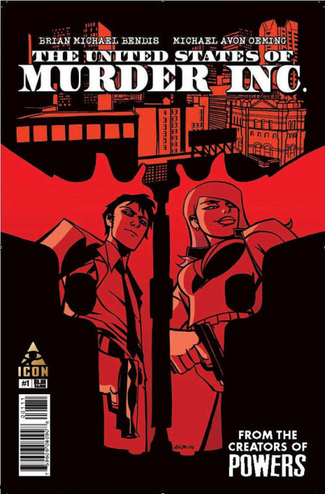 United States of Murder Inc Brian Michael Bendis Michael Avon Oeming Icon