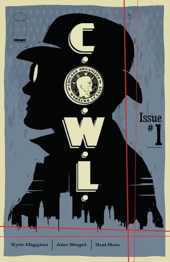 C.O.W.L Image Comics