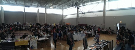 Chicago Alternative Comics Expo 2014