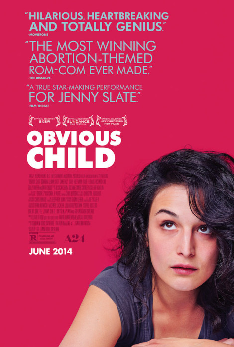 Obvious Child Jenny Slate