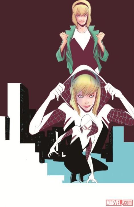 Spider-Woman Gwen Stacy Robbi Rodriguez