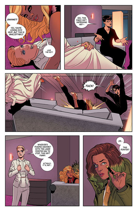 The Wicked and the Divine Jamie McKelvie Kieron Gillen
