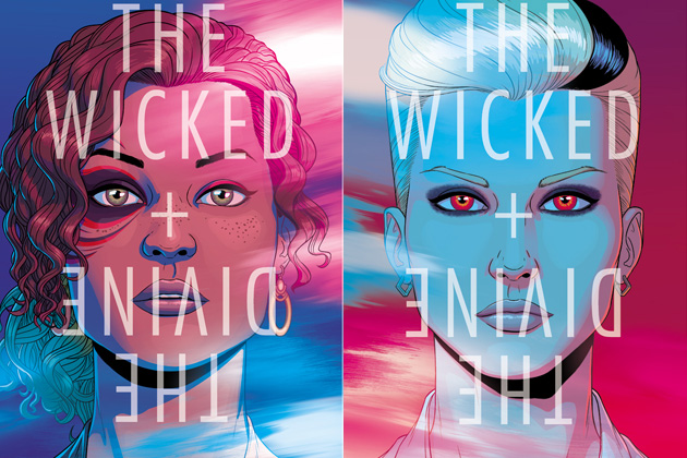 Complex Messiahs: The Wicked and the Divine #1 is Apocalyptic Pop Art