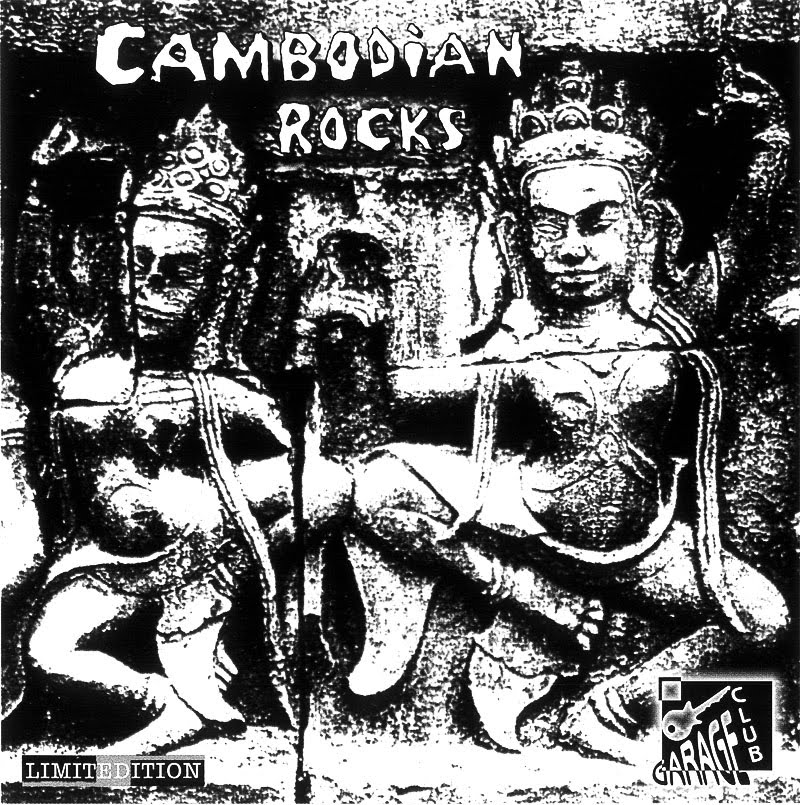 Fossil Records: Cambodian Rocks