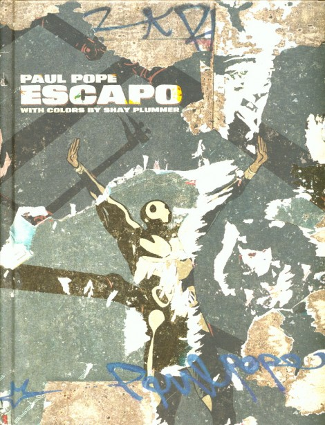Escapo Paul Pope Shay Plummer Z2