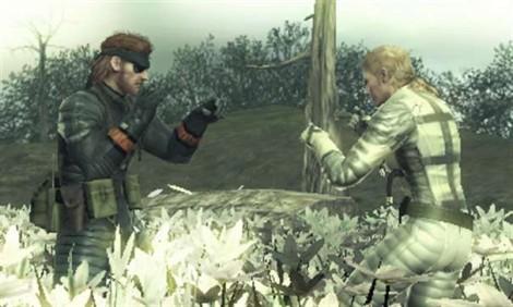 Metal Gear Solid Boss