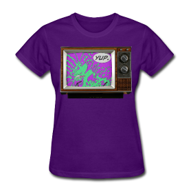 """I Want My NTV"" T-Shirt"