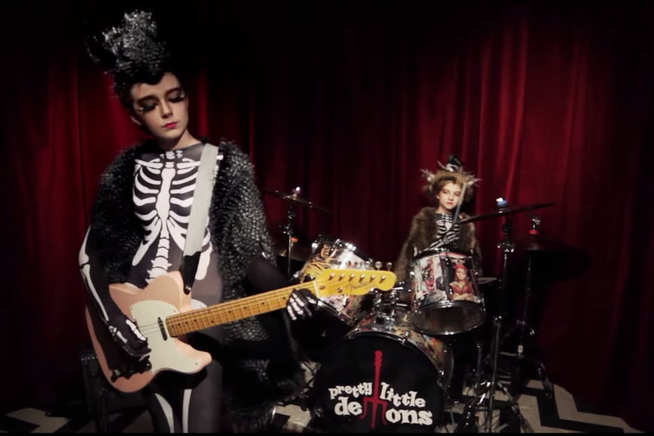 "Video of the Week: Pretty Little Demons ""Unknown Species"""