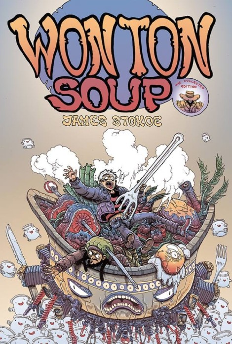 Wonton Soup James Stokoe