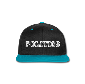 """The Issues"" Snapback Hat"