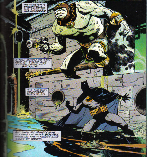 Cosmic Odyssey Mike Mignola Jim Starlin Batman