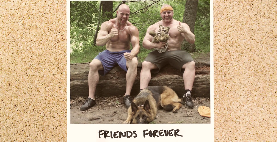 "Video of the Week: PS I Love You ""Friends Forever"""