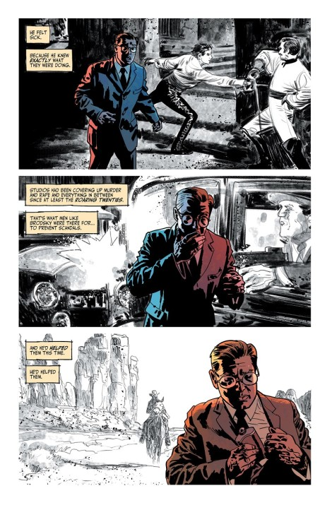 The Fade Out Ed Brubaker Sean Phillips Image Comics