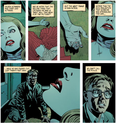 The Fade Out Sean Phillips Ed Brubaker Image Comics