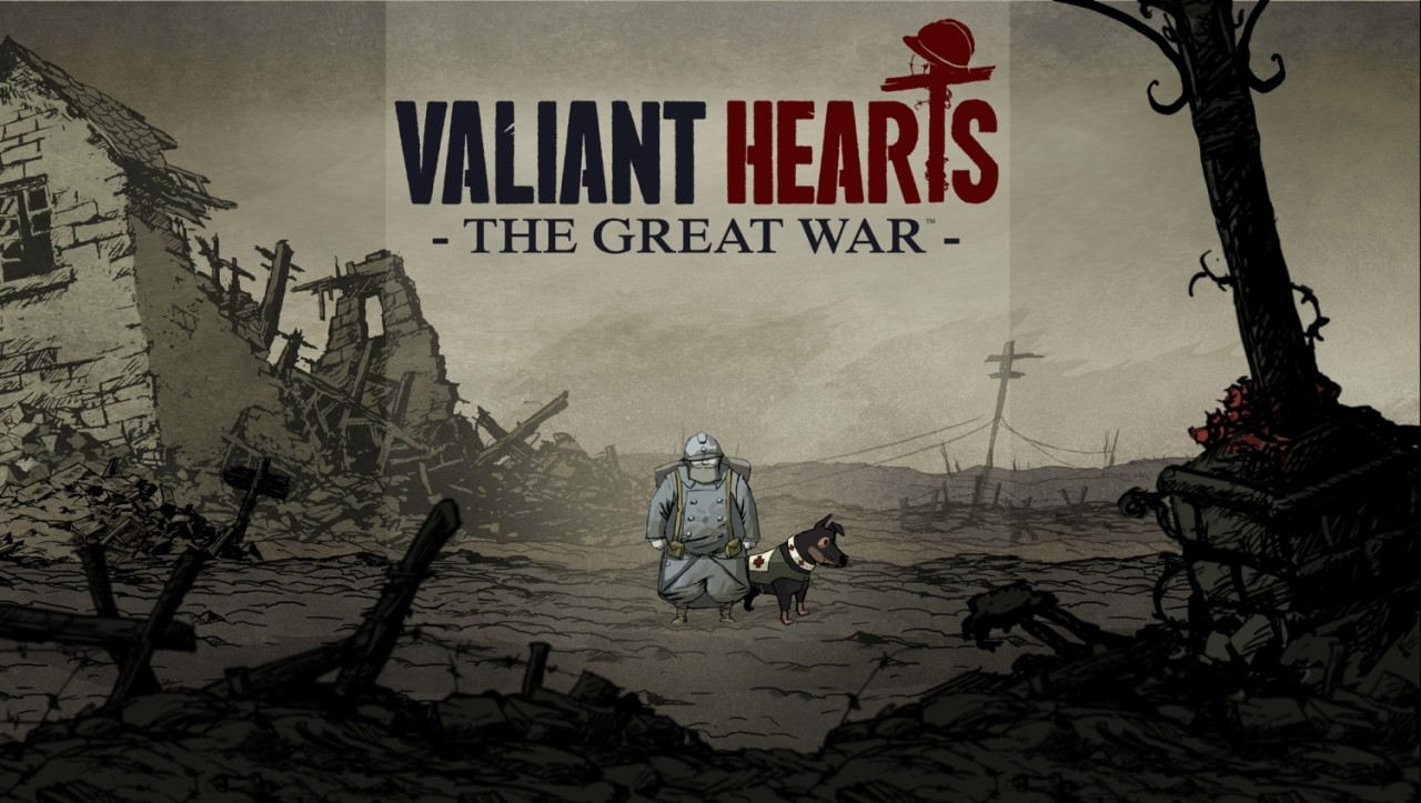 You've Got Trench Foot, Charlie Brown! or: Why Valiant Hearts Just Didn't Do It For Me