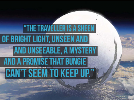 Destiny Traveller Bungie