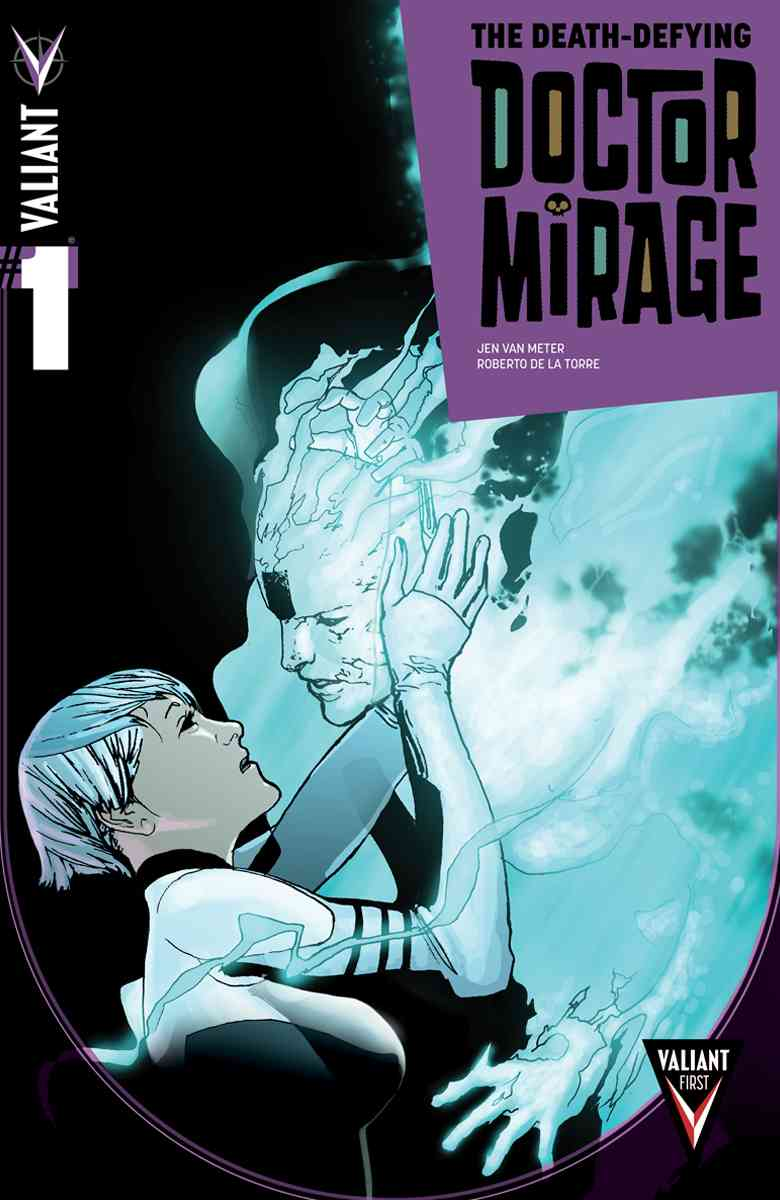Doctor Mirage Travel Foreman Valiant Comics