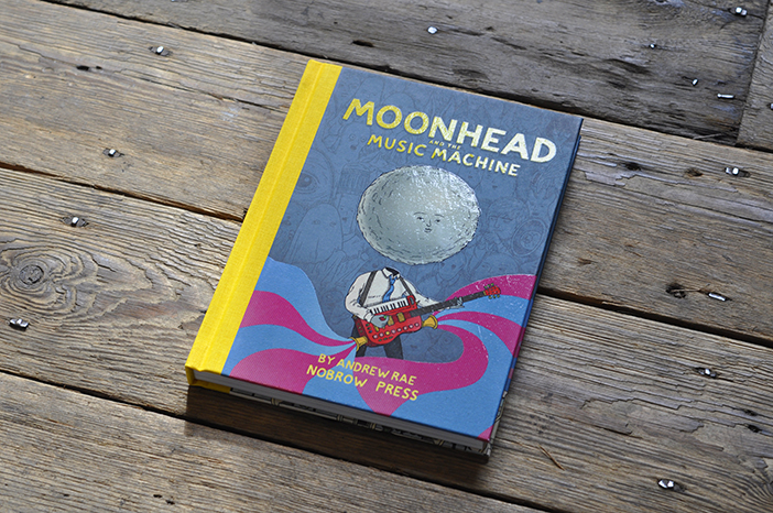 Moonhead Cover