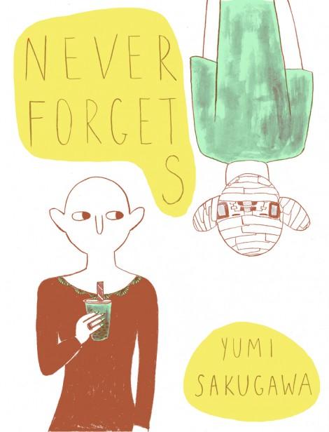 Never Forgets Yumi Sakugawa