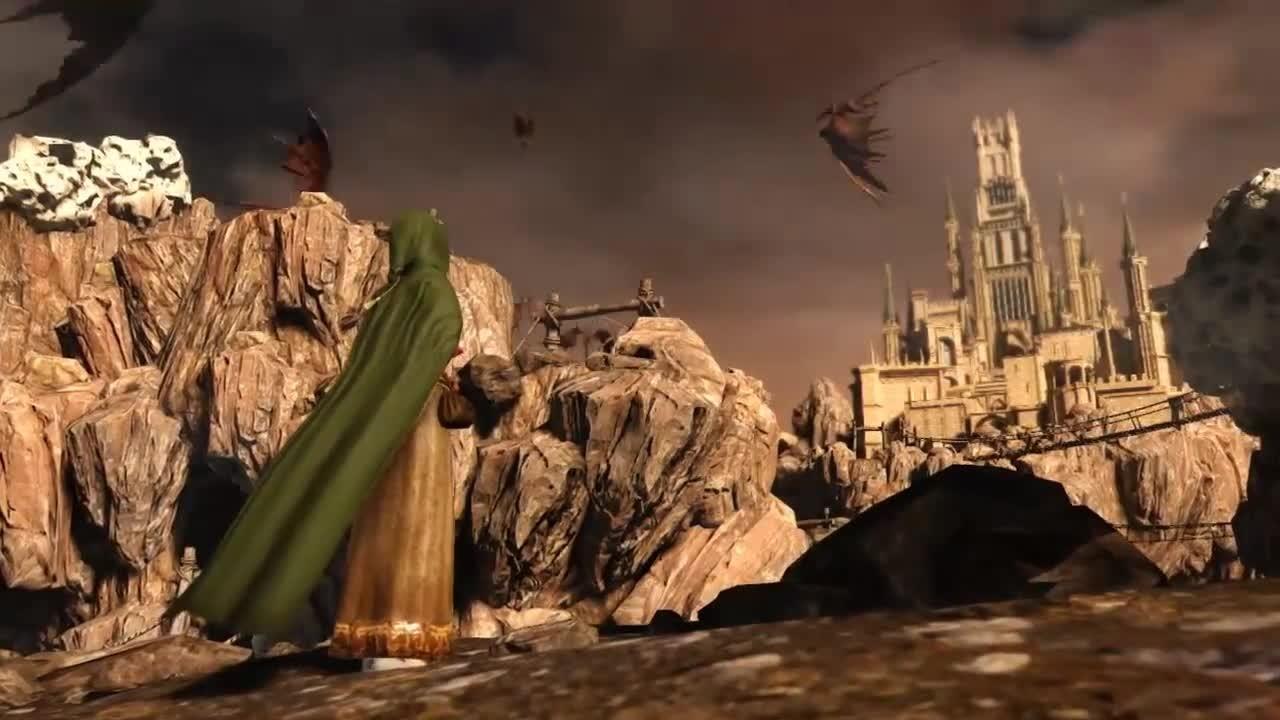 The Emerald Herald, Dark Souls 2