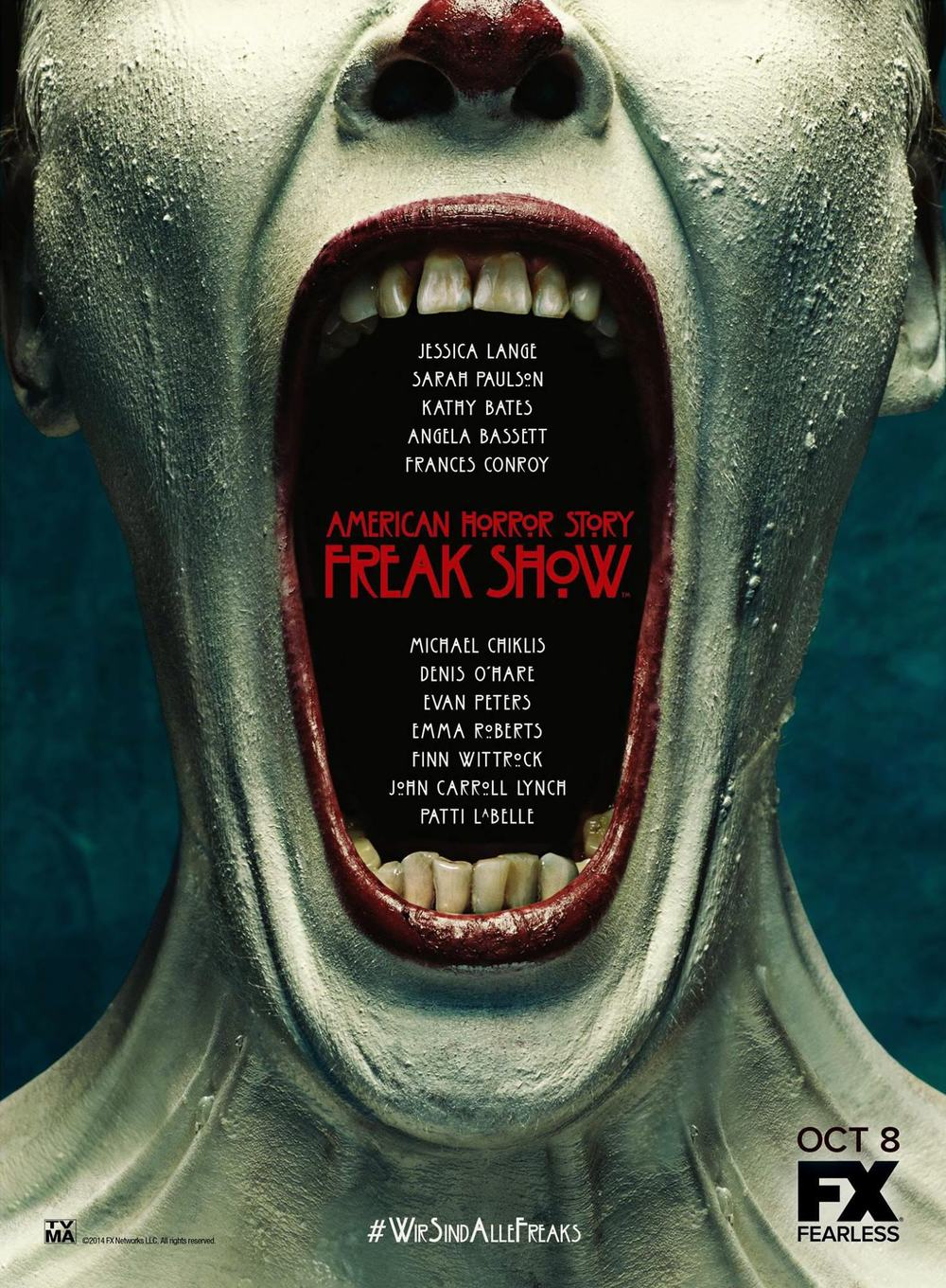 A True Freak Must Be Born: Will Freakshow Be American Horror Story's Best Season Yet?