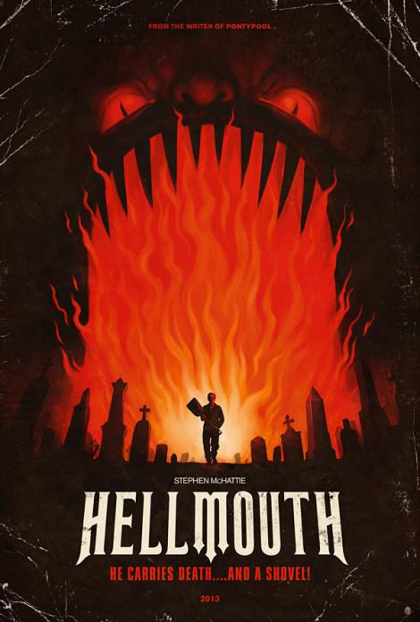Hellmouth John Geddes Stephen McHattie 2014