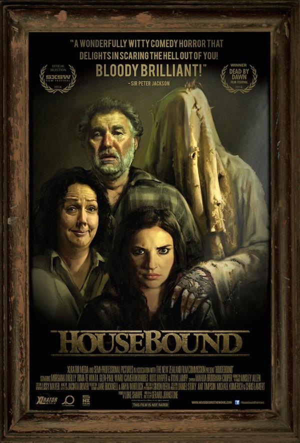 TADFF '14 Day 1: Housebound
