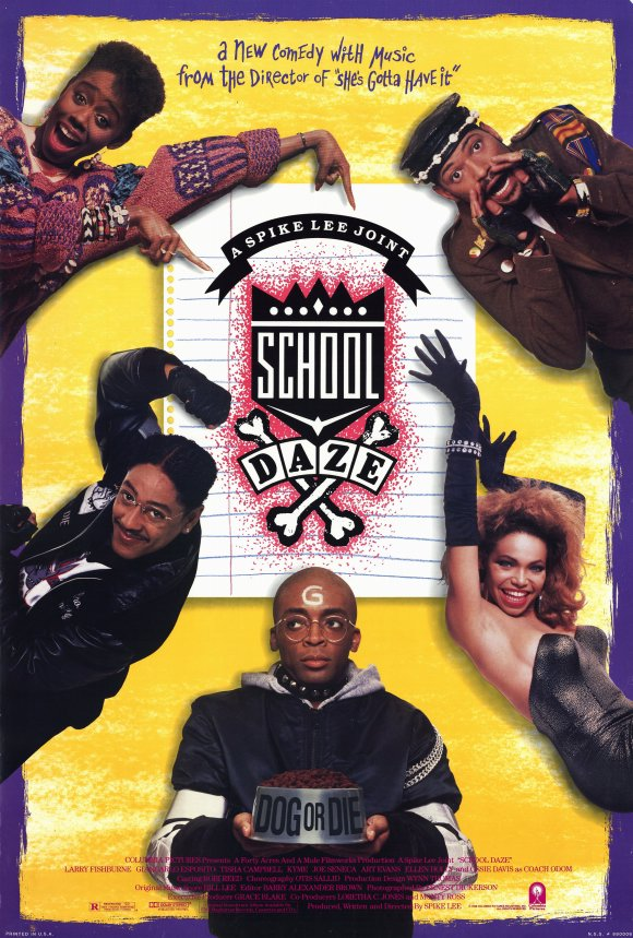 Learning to Articulate: School Daze May Be Spike Lee's Weirdest Film, but It's Now More Relevant Than Ever