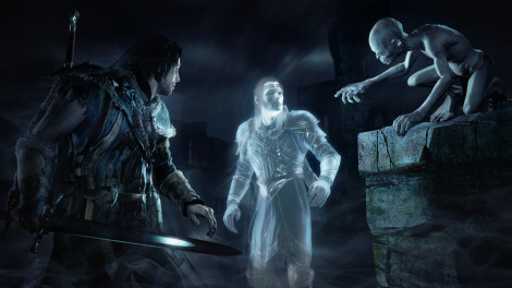 Talion, Shadows of Mordor